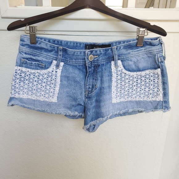 Hollister Pants - Hollister Short Shorts